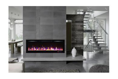 chemin es lectriques design kamin klaus. Black Bedroom Furniture Sets. Home Design Ideas